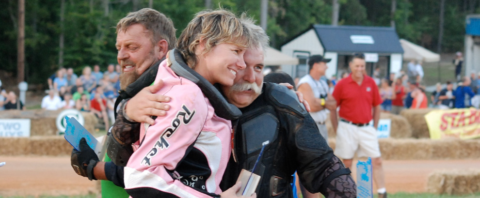 Building lasting friendships at the race track